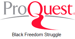 ProQuest Black Freedom Struggle